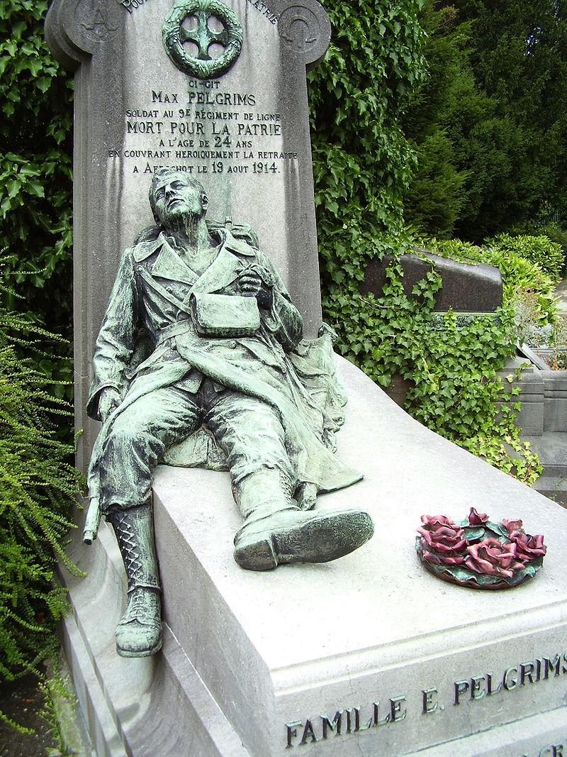 قبرستان-بروکسل-لاکن