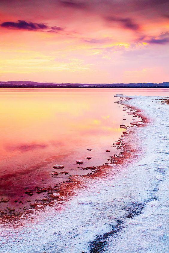 دریاچه-صورتی