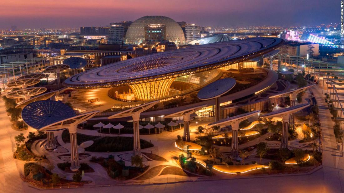 نمایشگاه اکسپوی 2020 دبی
