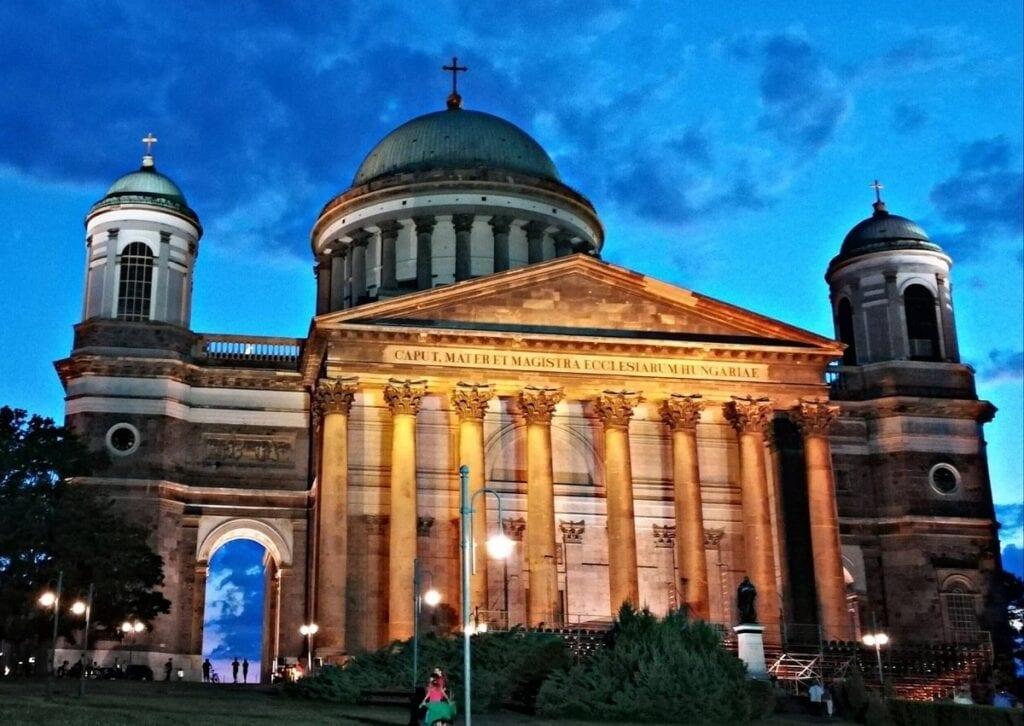 باسیلیکای استرگوم در مجارستان