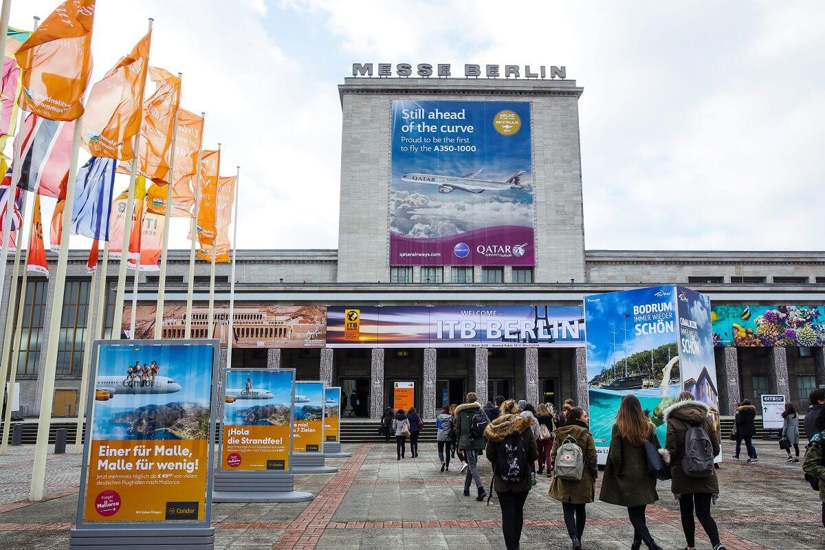 نمایشگاه ITB berlin 2021