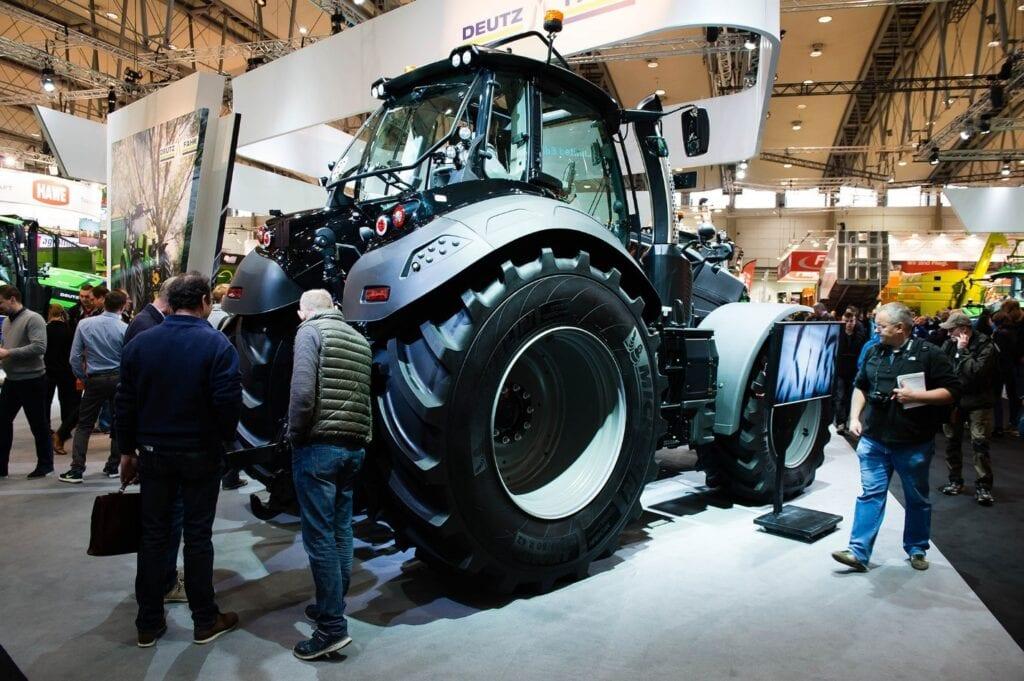 نمایشگاه ماشین آلات کشاورزی