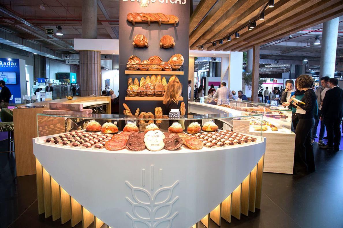 نمایشگاه نان و شیرینی و بستنی