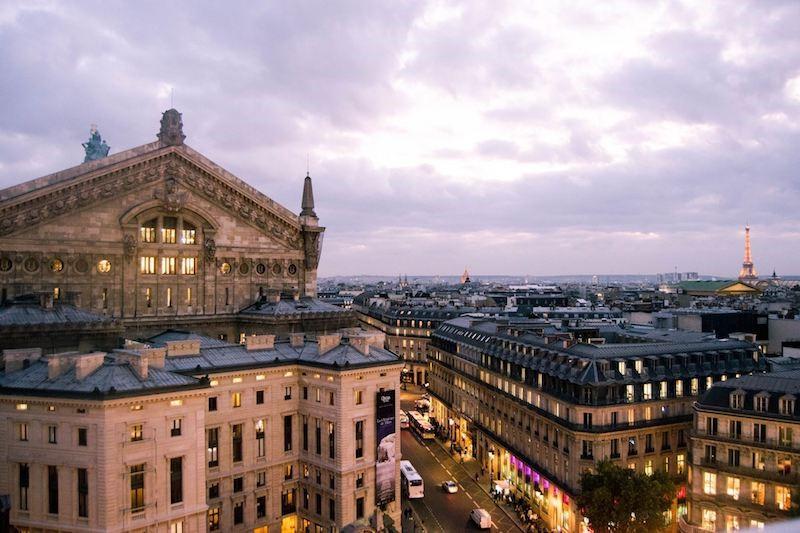 سفرهای اقتصادی در فرانسه