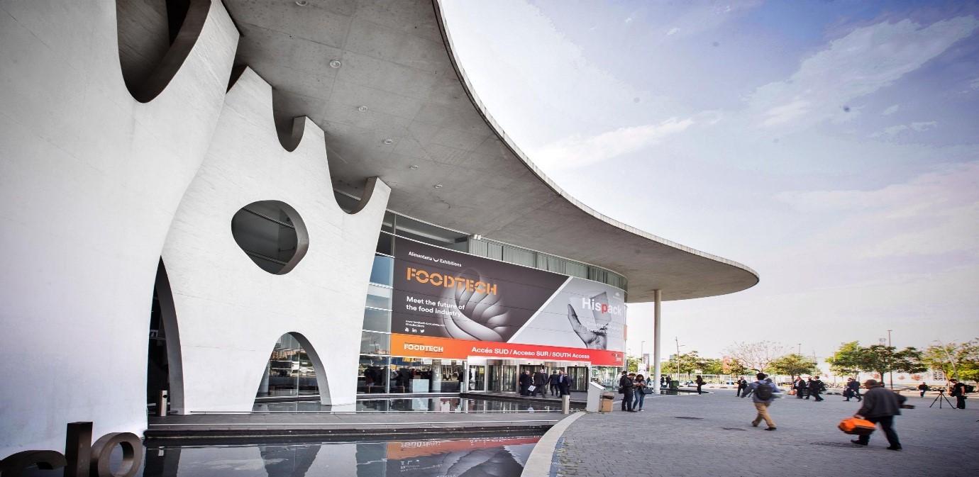 معرفی نمایشگاه بسته بندی بارسلون Hispack barcelone