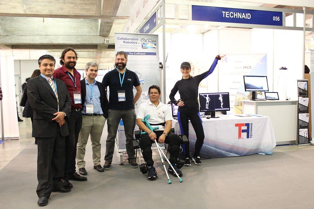 نمایشگاه رباتیک مادرید Global robot expo