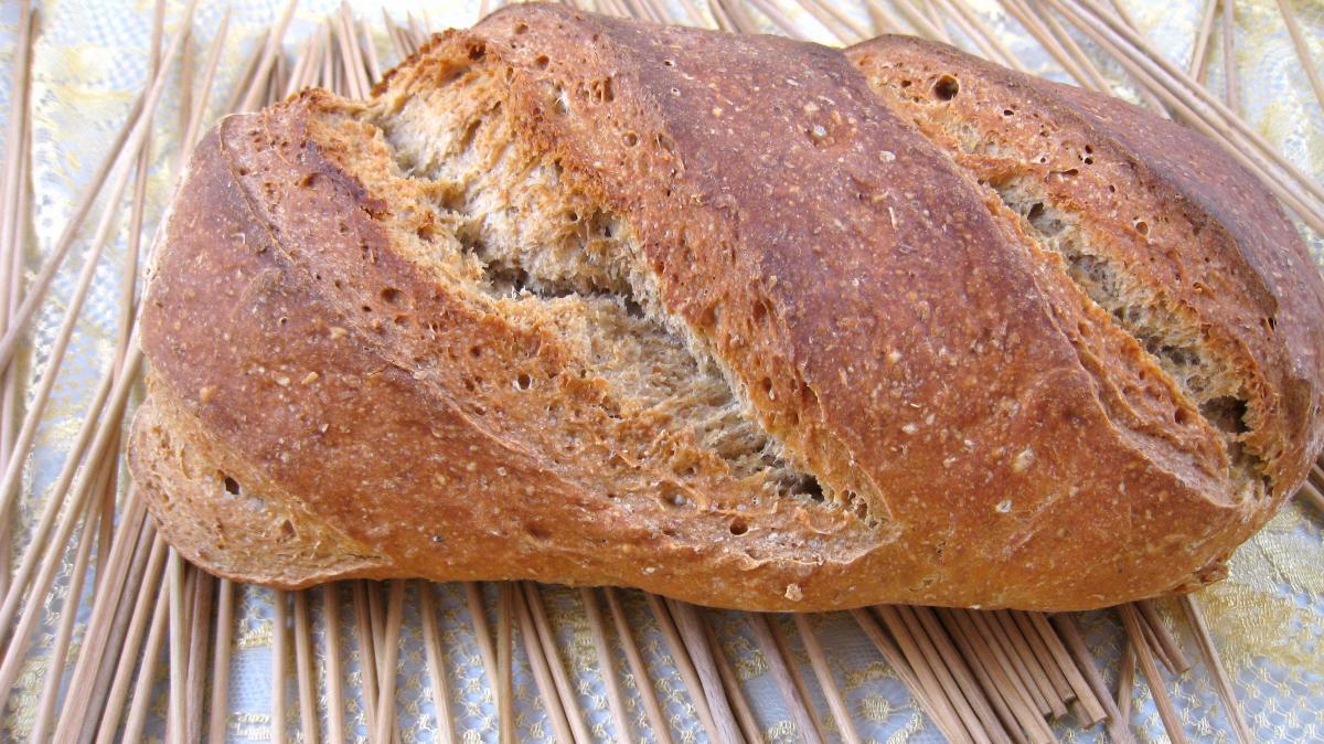 انواع نان های فرانسوی