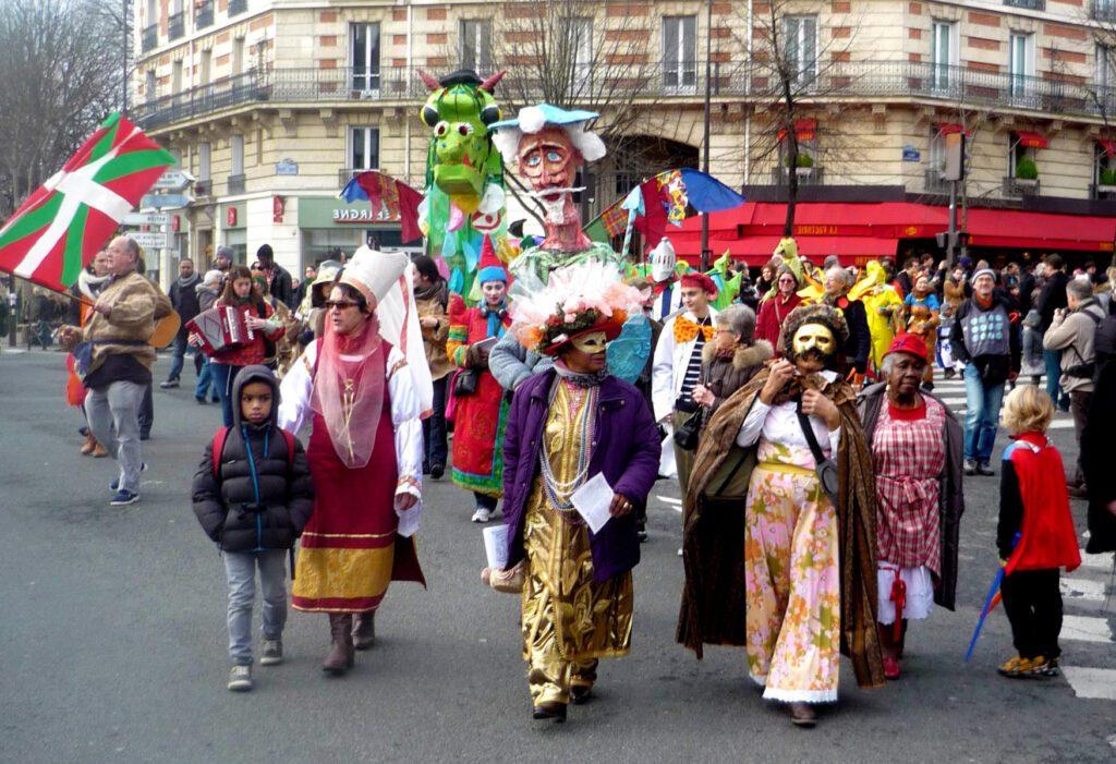 کارناوال پاریس