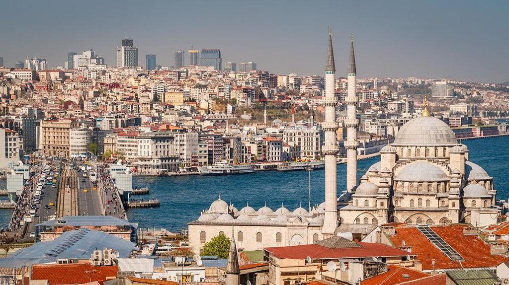 10 جاذبه توریستی برتر استانبول