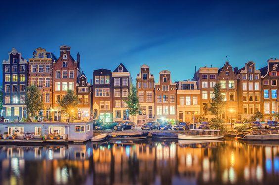 5 جاذبه گردشگری برتر آمستردام