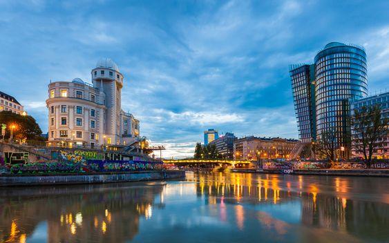 5 جاذبه گردشگری برتر در وین