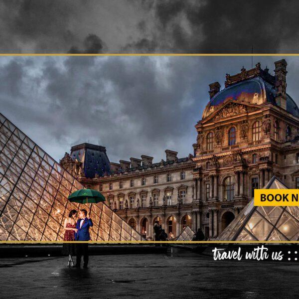 8 روزه پاریس 2 خرداد